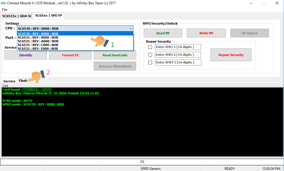 Download and How to Flash SPD/RDA/Unisoc Phone using