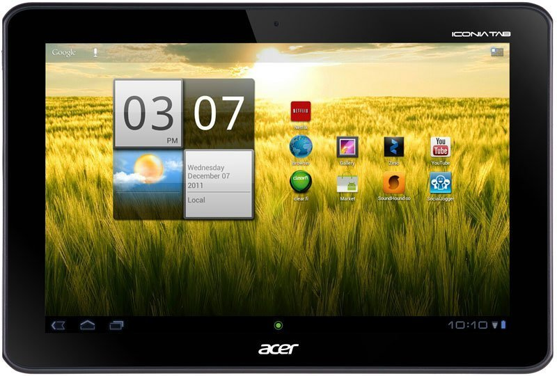 acer iconia a200 tab flash file
